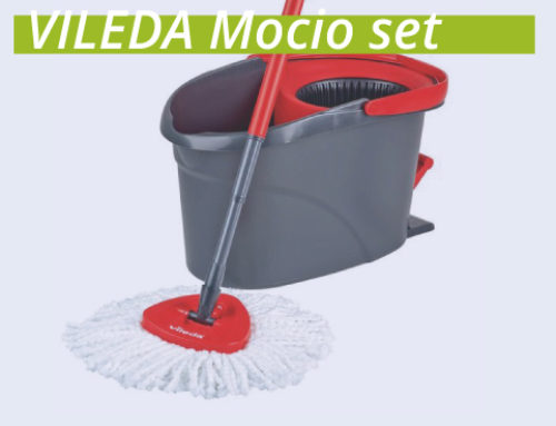 VILEDA Mocio set